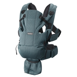 Baby-Carrier-Move---Sage-green--3D-Mesh--5-