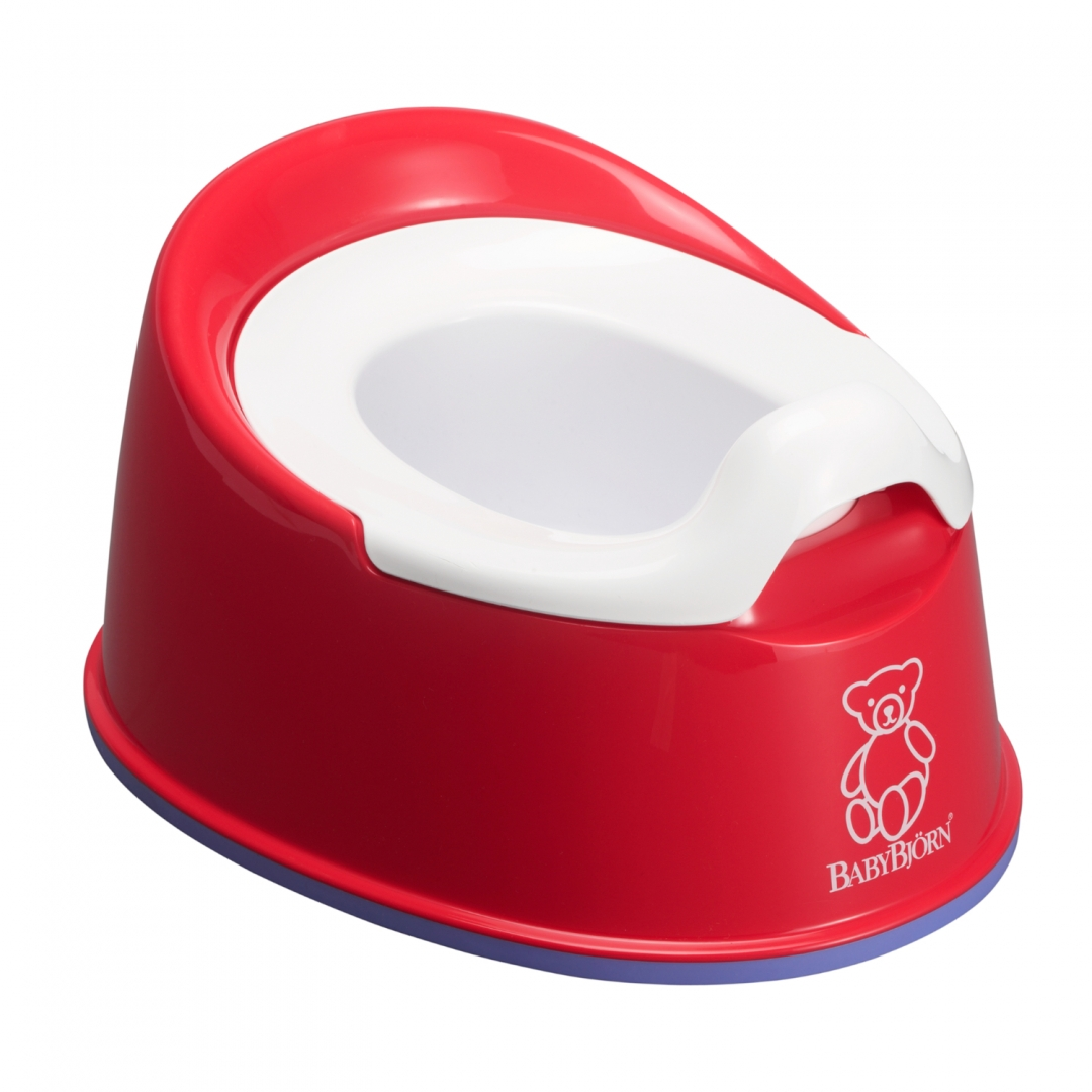 BABYBJORN-Smart-Potty---Bright-Red