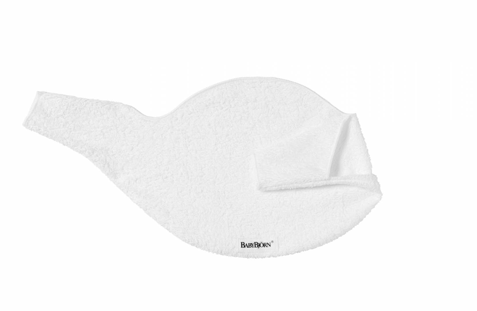 Bib_for_Comfort_Carrier_White