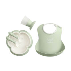 Baby-Dinner-Set----Powder-Green